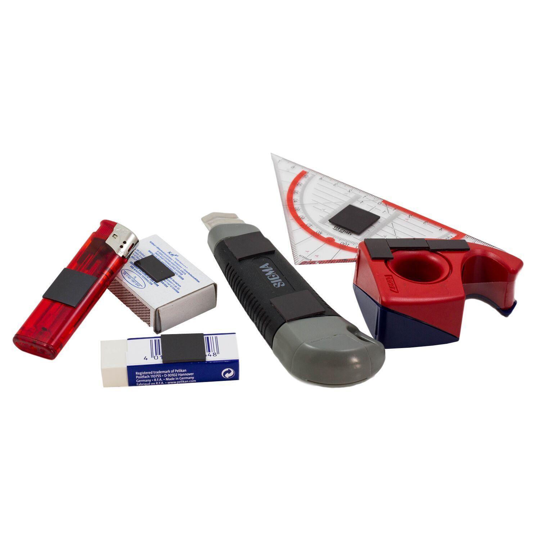 Magnetastico®   Magnetband selbstklebend mit 3M Marken-Kleber   Länge wählbar