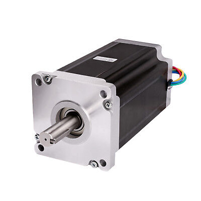1pc Nema 42 Stepper Motor 4120oz.in 8a 4 Leads 19mm Shaft With Keyway Cnc Kits