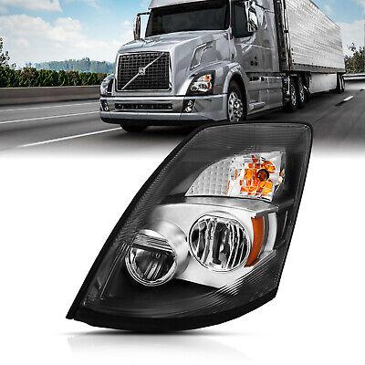 6 inch Larson Electronics 0321OXC0HRA 100W Halogen 2011 International PROSTAR+LH Door mount spotlight -Black Driver side WITH install kit