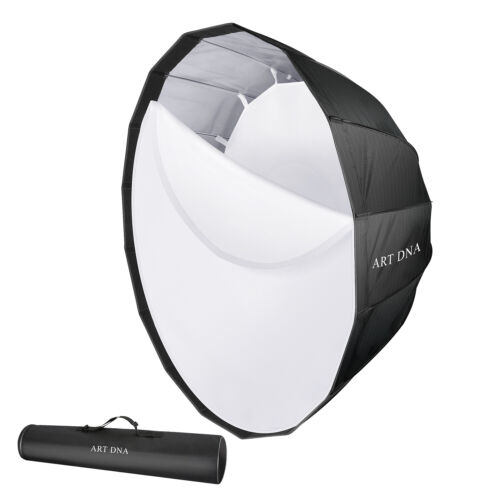 ART DNA Deep Parabolic Softbox 48 inches/120cm Quick-Setup Bowens Mount