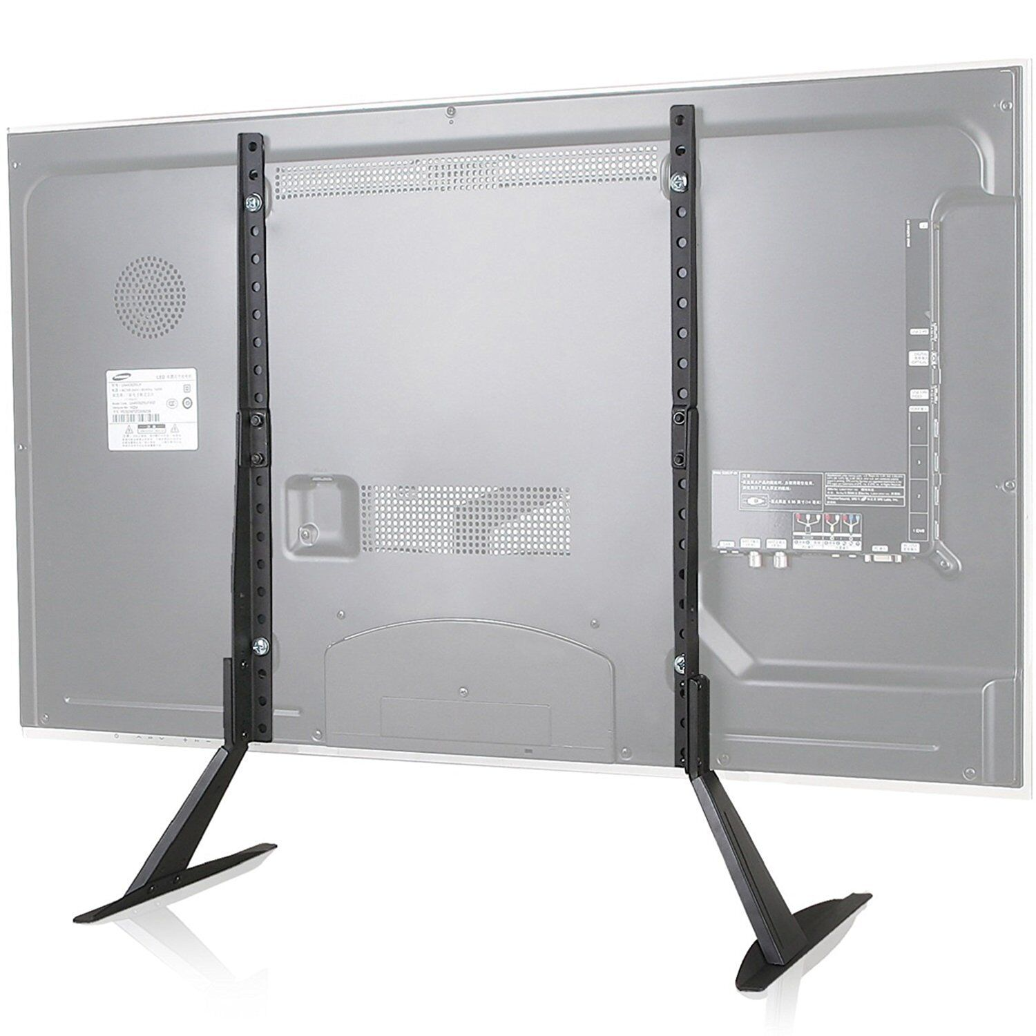 "WALI TV Stand Table Top for Most 22""-65"" LCD Flat Screen"