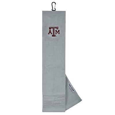 NEW Team Effort Texas A&M Aggies Collegiate Face/Club Embroidered -