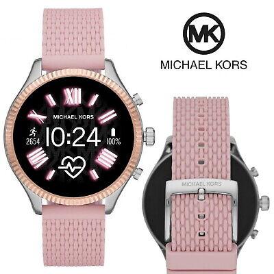 Michael Kors Smartwatch Access Lexington 2 44mm Touch Screen Heart Rate Fitness