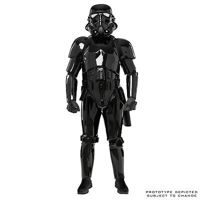 New Stormtrooper Armor (ANOVOS Star Wars Classic Shadow STORMTROOPER ABS Armor Kit With Helmet)