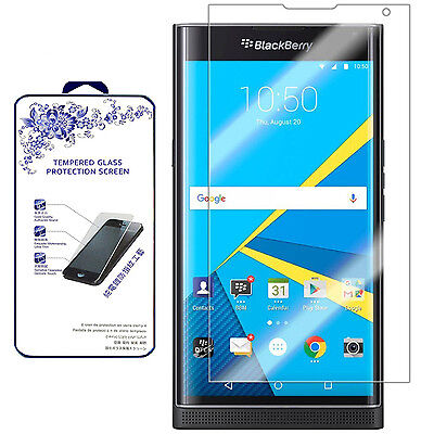 For BlackBerry Priv Scarce as hen's teeth Tempered Glass Screen Protector 0.26mm 9H Glass