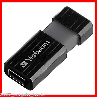 VERBATIM 4GB 8GB 16GB 32GB 64GB USB MEMORY STICK PEN FLASH DRIVE CARD PINSTRIPE