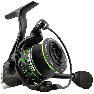 Max Eagle Series - KastKing Valliant Eagle Series Spinning Reel - Emerald Eagle - 22 LB Max Drag