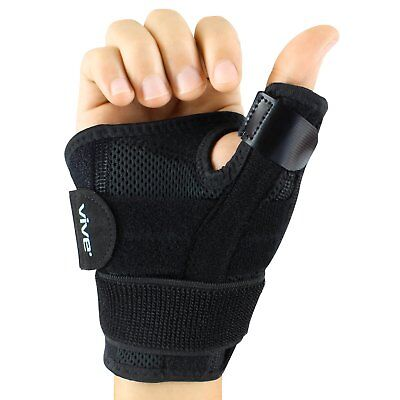 Vive Arthritis Thumb Splint - Thumb Spica Support Brace for