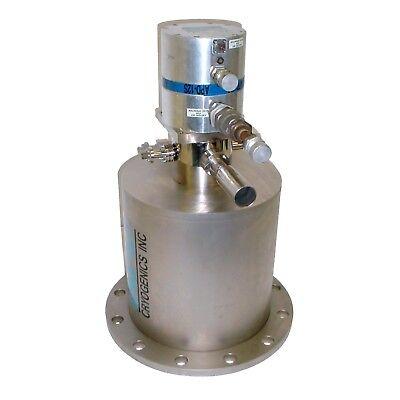 Apd Cryogenics High Vacuum 256528e2 Rev. B Cryopump Apd-12