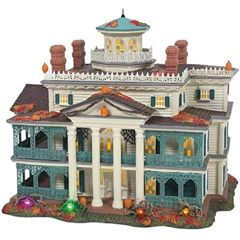 Department 56 Snow Village Halloween Disneyland Haunted Mansion Ships Globally!