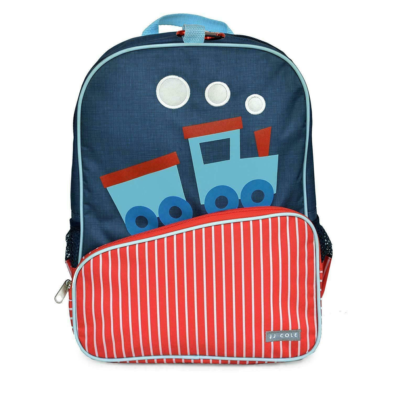 Choo cho Train Little JJ Cole Toddler Backpack Kids Great Qu