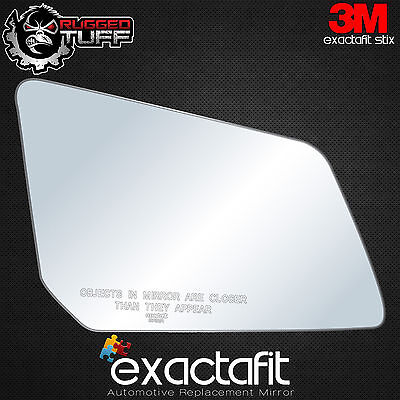 NEW PASSENGER'S RH REPLACEMENT SIDE MIRROR GLASS GM ACADIA CHEVY TRAVERSE SATURN ()