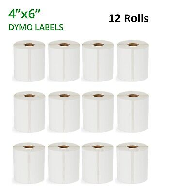 Shipping Address Postage Labels 1744907 Compatible For Dymo 4xl 220 Roll 4x6