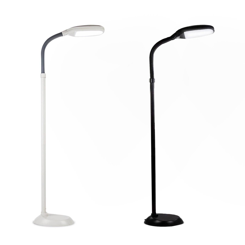 LED Floor Lamp Reading Light Standing Adjustable Flexible Go