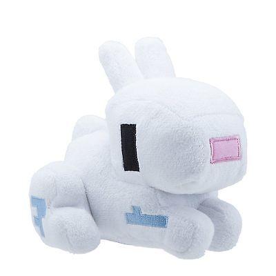 Minecraft Terraria Bunny Plush Figure Toy   New   Free Fast Usa Shipping