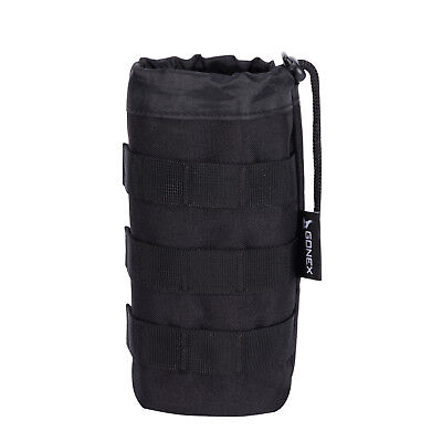 Outdoor Tactical Molle Water Bottle Bag Military Kettle Pouch Bag Holder Carrier](Water Bottle Holder)