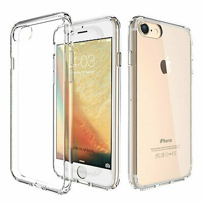 Slim Luxury Silicone Ultra-thin Back Case Cover For Apple iPhone 6 7 8 Plus Cases, Covers & Skins