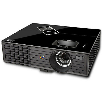 Viewsonic PJ5126 2700 LUMENS HOME CINEMA PC 3D Ready PROJECTOR NEW LAMP