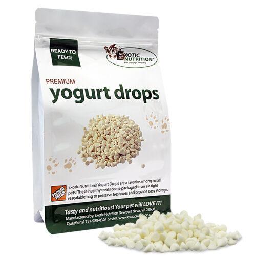Yogu Drops Treat (14 oz) - Healthy Treat - Sugar Glider, Hamster, Rabbit, Rat