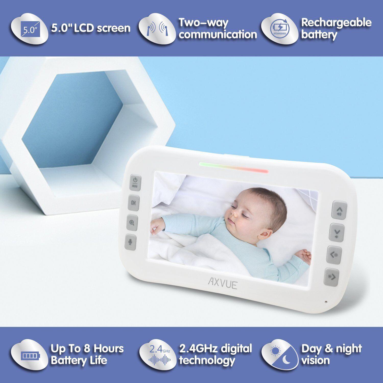 Video Monitor For Axvue E632M