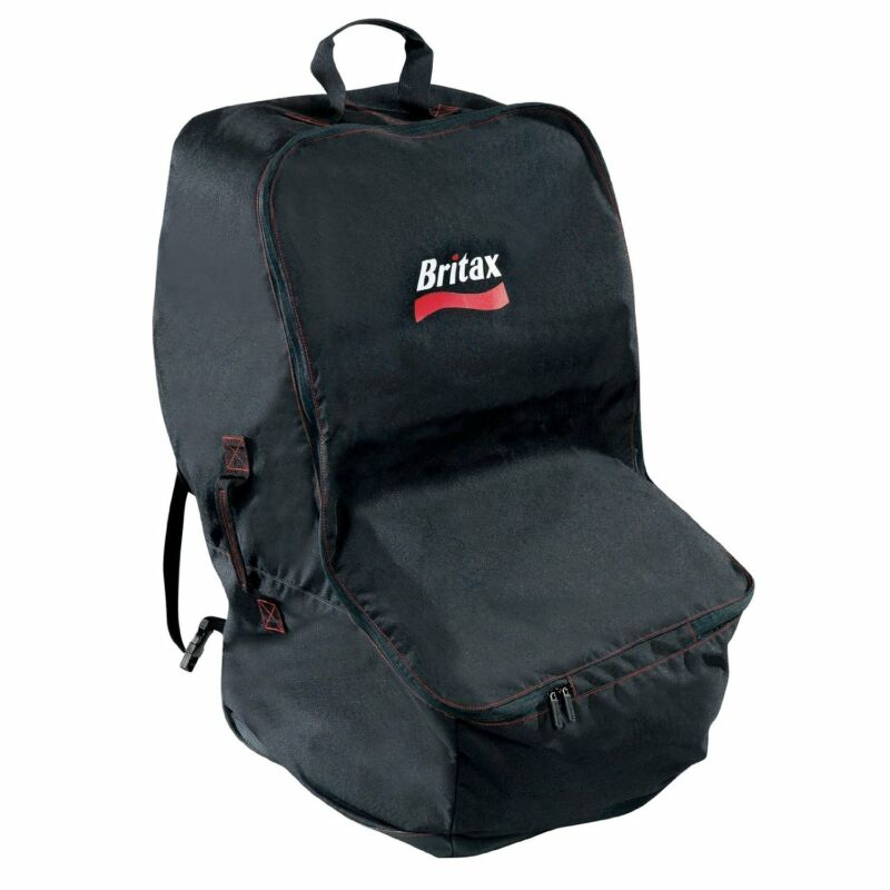 Britax Car Seat Travel Bag - Black - New! S844700