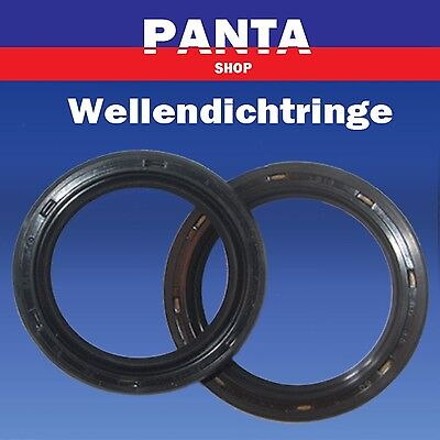 1 Wellendichtring - Simmerring 30x40x7 A
