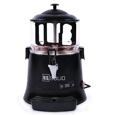 Hot Chocolate Maker Commercial Hot Beverage Dispenser Machine 5l By U.s. Solid