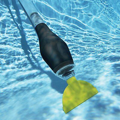 Swimming Pool Vacuum Cleaner 500GPH Suction Side Vac Above Ground Cleaning Tool  ()