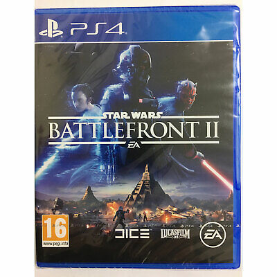 Star Wars Battlefront 2 PS4 New and Sealed II