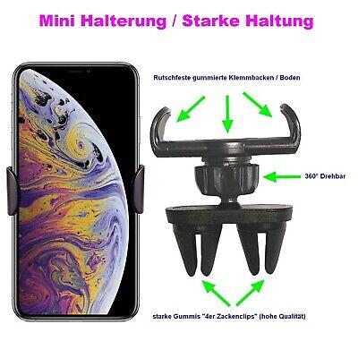 Halter für iPhone Max XS XR X SE 8 7 6 6S (plus) 5S 5 Auto Halterung für