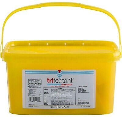 Tomlyn Trifectant Disinfectant Tub, 10 lbs