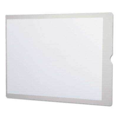 Oxford Utili-jacs Heavy-duty Clear Plastic Envelopes 9 X 12 50box 65012