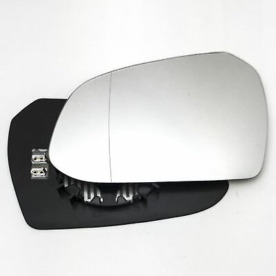 FITS HYUNDAI i10 BLUE DRIVE 2014 DOOR WING MIRROR GLASS HEATED CLIP IN LEFT