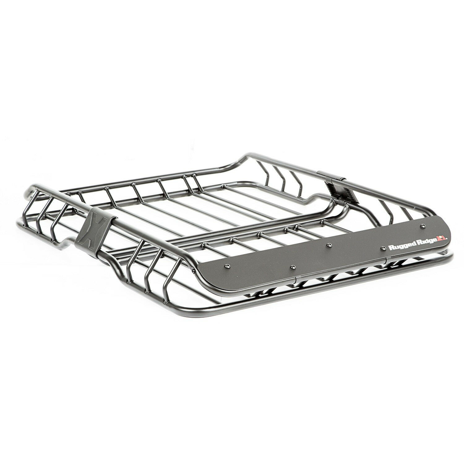 Roof Rack Basket Black Wind Deflector For Jeep Wranglers