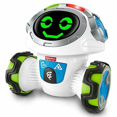Fisher Price Think   Learn Teach N Tag Movi Interactive Learning Robot