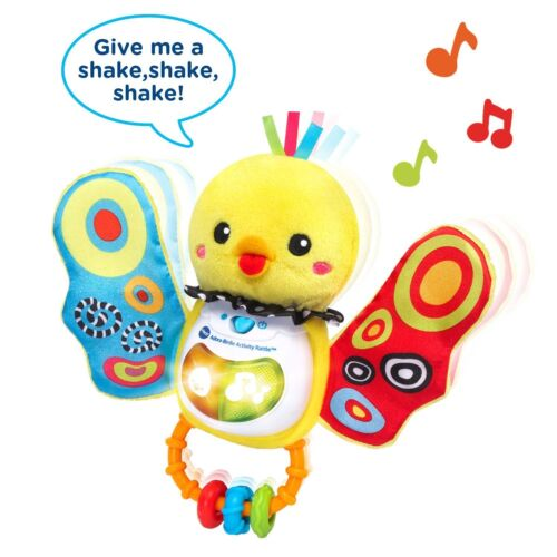 Adora-birdie VTech Learning & Education Toddler Toys Baby Rattle Bird Sounds
