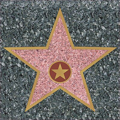 Hollywood Star Awards (Hollywood Movie Star Peel and Place - 30 cm Awards Night Floor & Wall)