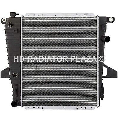 Radiator For 95-97 Ford Ranger V6 4.0L 95-97 Mazda B4000 Pickup Truck 2 Row New