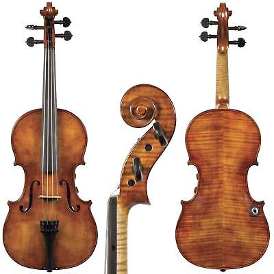 Realist RV-4 Pro E Series Frantique Finish Acoustic Electric 4-String Violin
