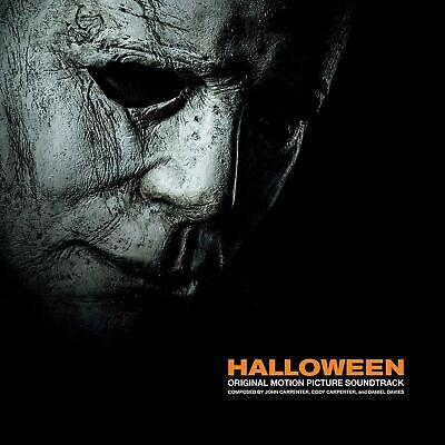 Halloween ORIGINAL MOVIE SOUNDTRACK (843563106778) +MP3s New Black Vinyl LP](Halloween Movie Music Mp3)