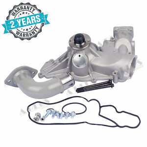 For Ford E & F series F 250 Super duty 7.3L Powerstroke Diesel Water Pump OHV