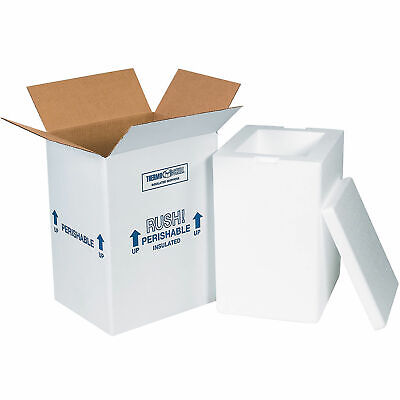 8 X 6 X 12 Insulated Shipping Kit