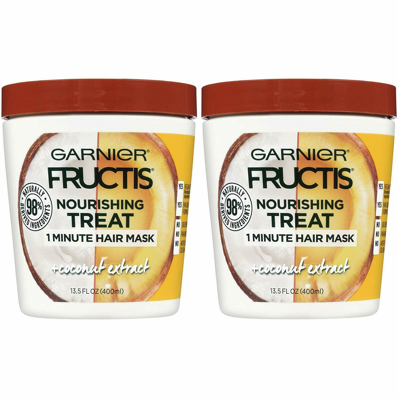 fructis nourishing treat hair mask