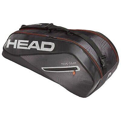 16a16159a7 Head Tour Team 6R Combi 6 Rackets Tennis Bag - BKSI