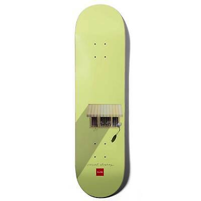 "Chocolate Alvarez Windows 8.25"" Skateboard Deck"