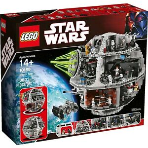 LEGO Star Wars 10188 Perfect Box - Retired and Rare