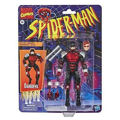 """Marvel Legends 6"""" Spider-Man Vintage Wave 1 - Armored Daredevil"""