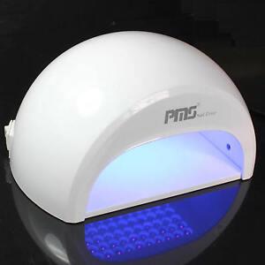 12W LED-Nageltrockner Lampe für  und UV Gel mit Timer für 30s Auto-Sensor