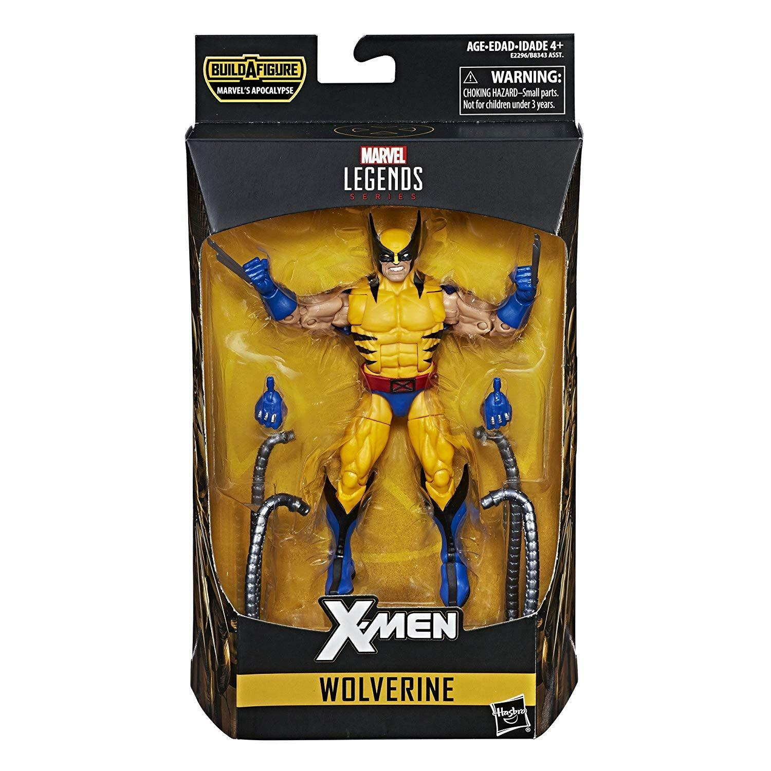 Marvel Legends X-Men Wolverine 6 Inch Action Figure IN STOCK 아이템 넘버   202397505731.   5fc97f592a5
