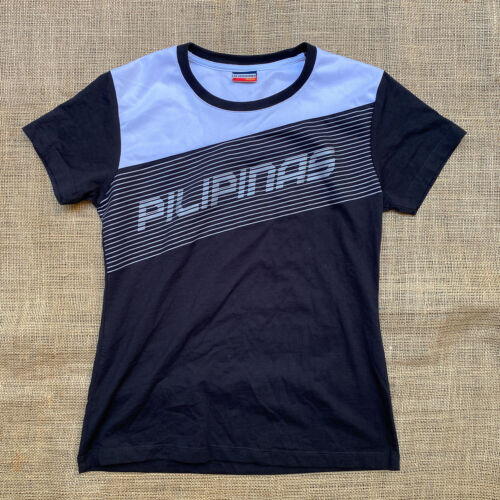 Phillippines mens tshirt Pilipinas Size Small Jersey Cotton